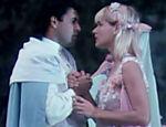 Sergio Mallandro e Xuxa em cena de