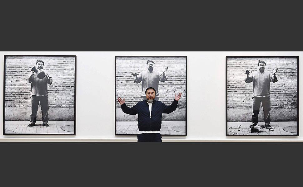 Ai Weiwei na Royal Academy de Londres