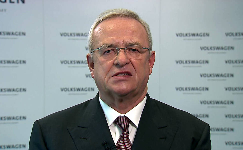 Escândalo faz Volkswagen trocar presidência