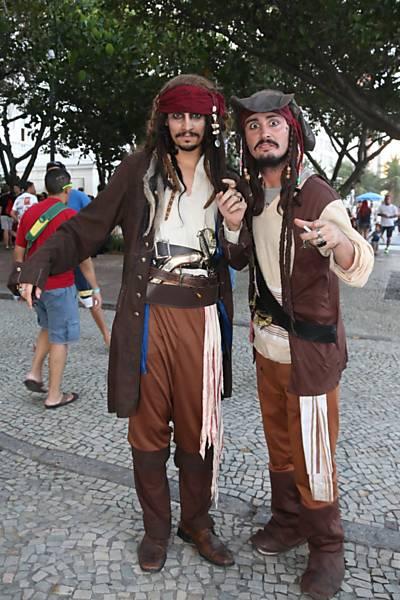 Johnny Depp  no Brasil