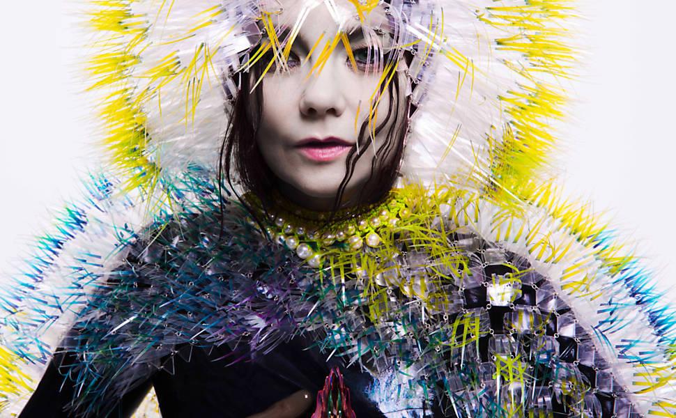 Em busca da Björk interior