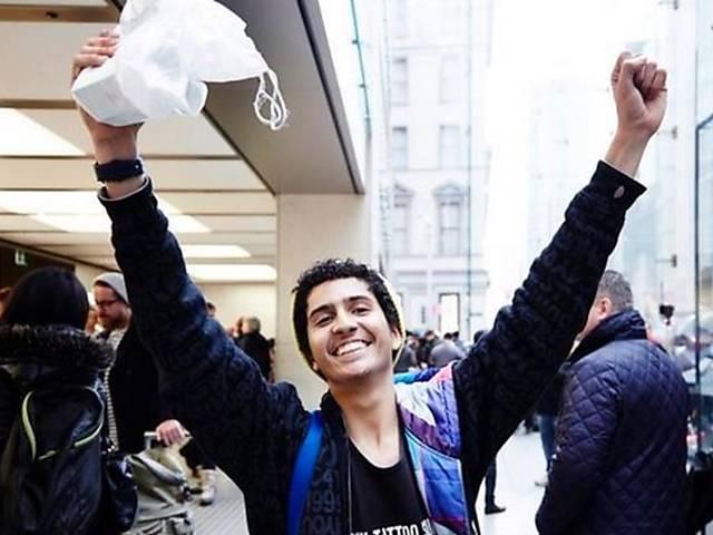Início das vendas do iPhone 6S