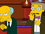 Mr. Burns e Smithers