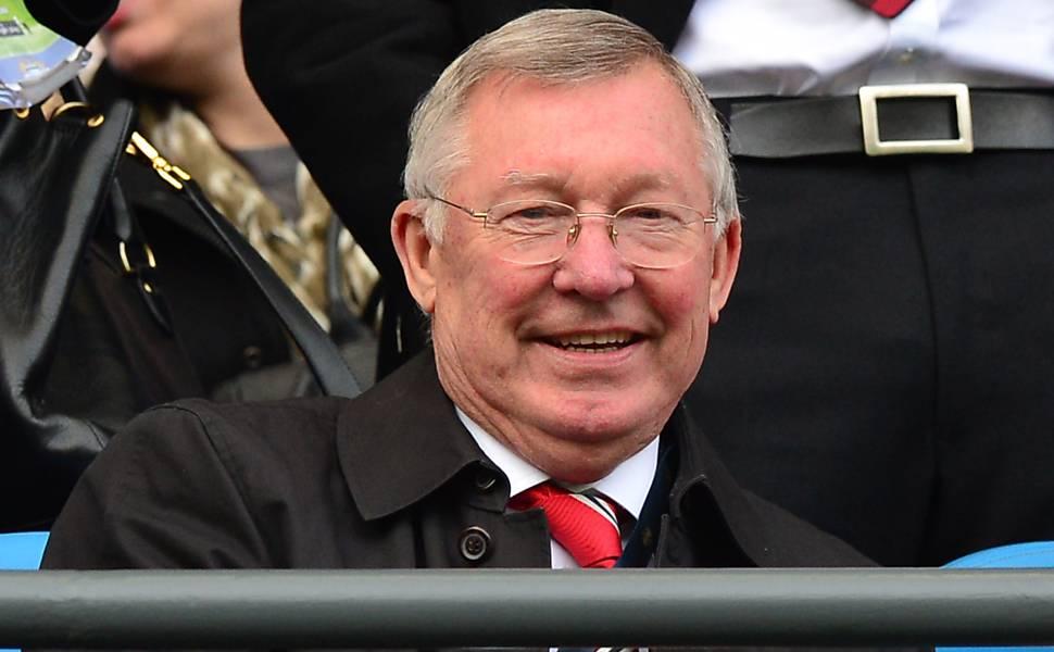 Isto é Alex Ferguson