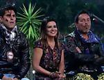 Marcelo, Mara e Edu K são os indicados à Roça desta semana!