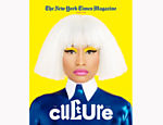 Nicki Minaj é capa da revista New York Times Magazine