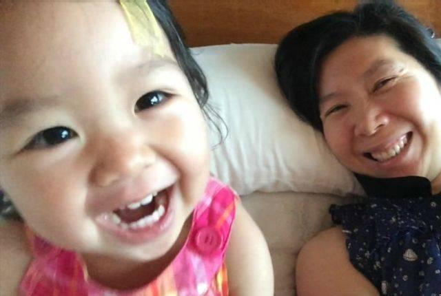 Pais congelam menina de 2 anos