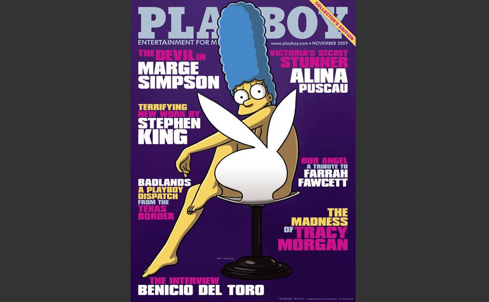 Capas históricas da Playboy americana