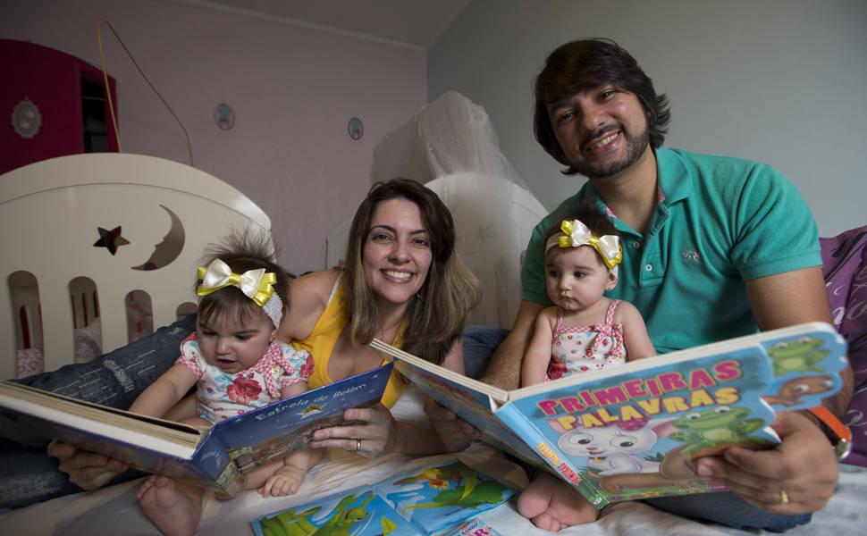 Livros na pediatria