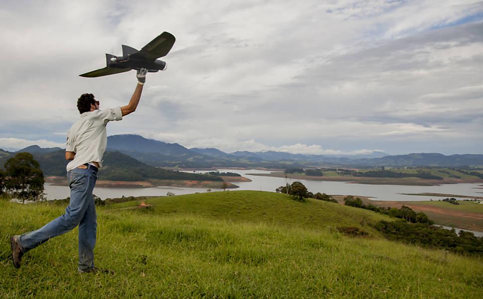 Tipos de drones e suas aplicações