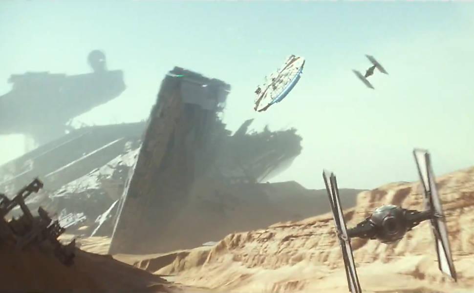 Star Wars - Episódio 7: O Despertar da Força