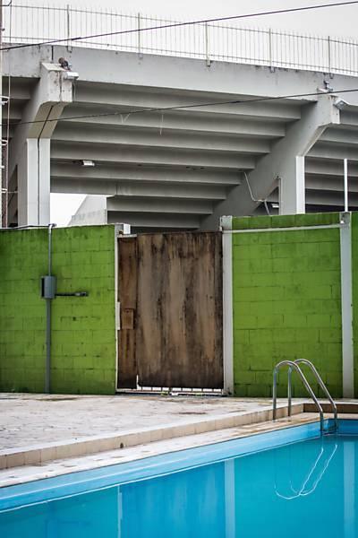 Piscina do Ibirapuera voltará a ficar fechada
