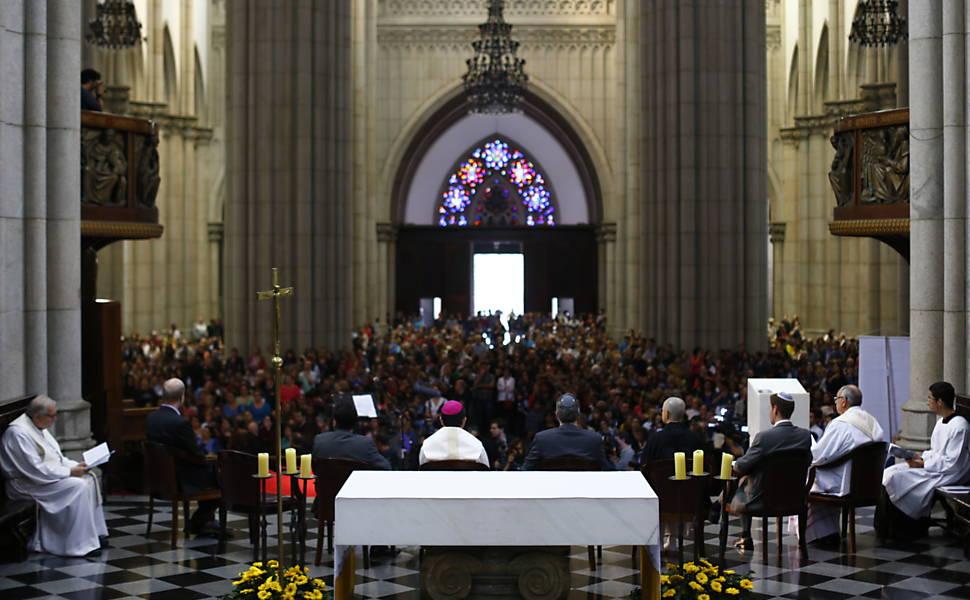 Missa em Homenagem aos 40 anos da morte de Vladimir Herzog