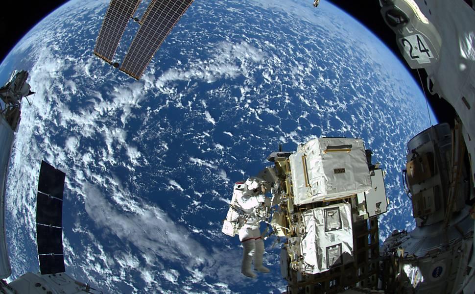 15 anos da Estação Espacial Internacional