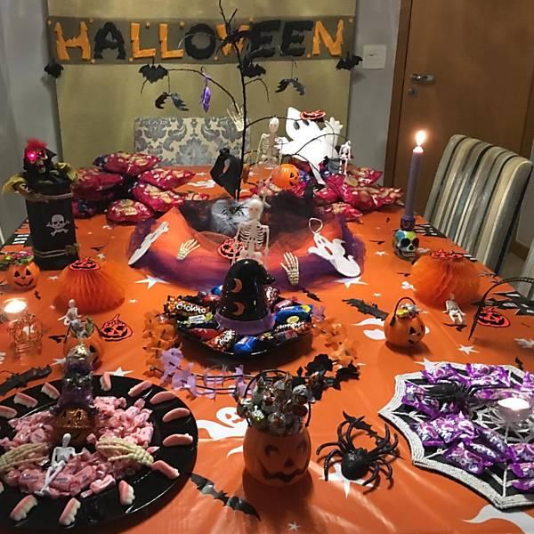 Halloween dos leitores
