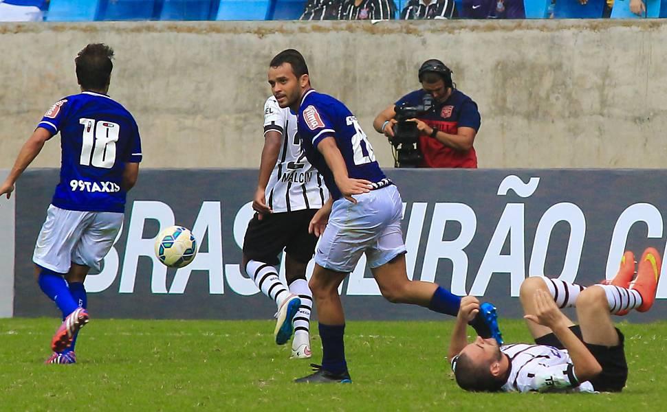 Campanha do Corinthians no Brasileiro-2015
