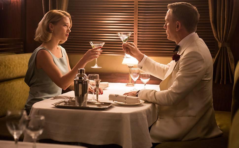 F5 Cinema E Series Daniel Craig Vai Fazer James Bond Pela