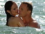 Daniel Craig contracena com a atriz Eva Green no filme