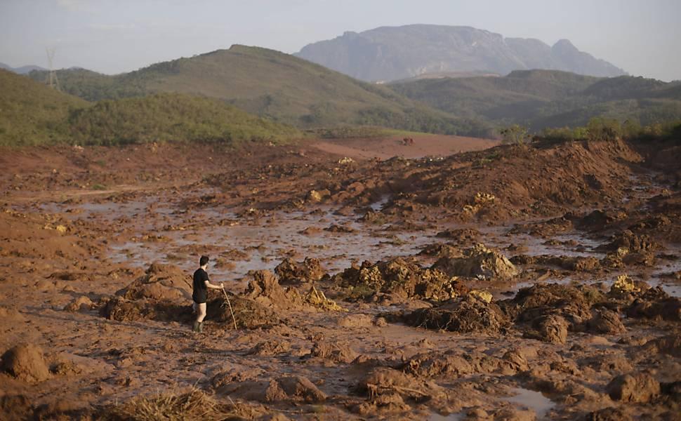 Tragédia no rio Doce