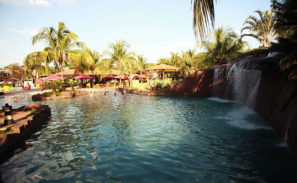 Água aquece o turismo na região de Barretos