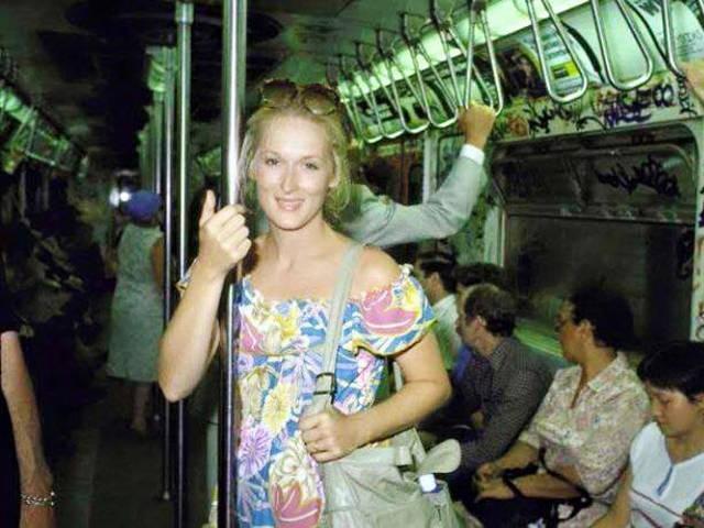 Mostra Meryl Streep