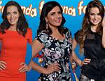 Carla, Mara Maravilha e Rayanne Morais