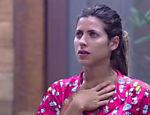 Ana Paula questiona João Paulo sobre Thiago Servo e fica em choque com a resposta: