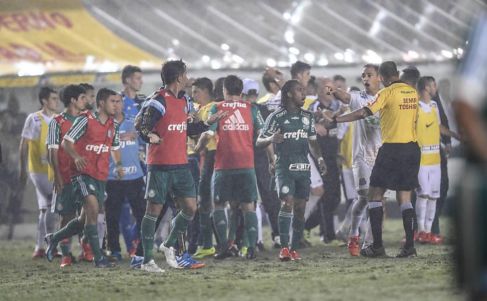 1º jogo da final da Copa do Brasil