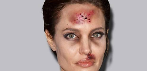 Celebridades em campanha contra violência doméstica