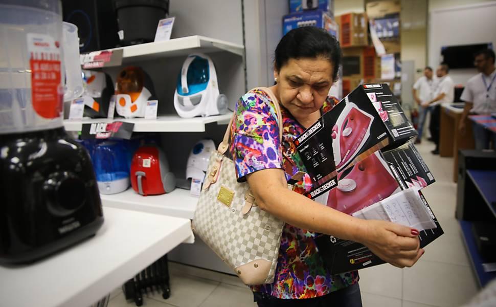 Black Friday atrai consumidor de São Paulo a Nova York
