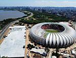 Reforma do Beira Rio, em Porto Alegre, outro estádio reformado pela Andrade Gutierrez