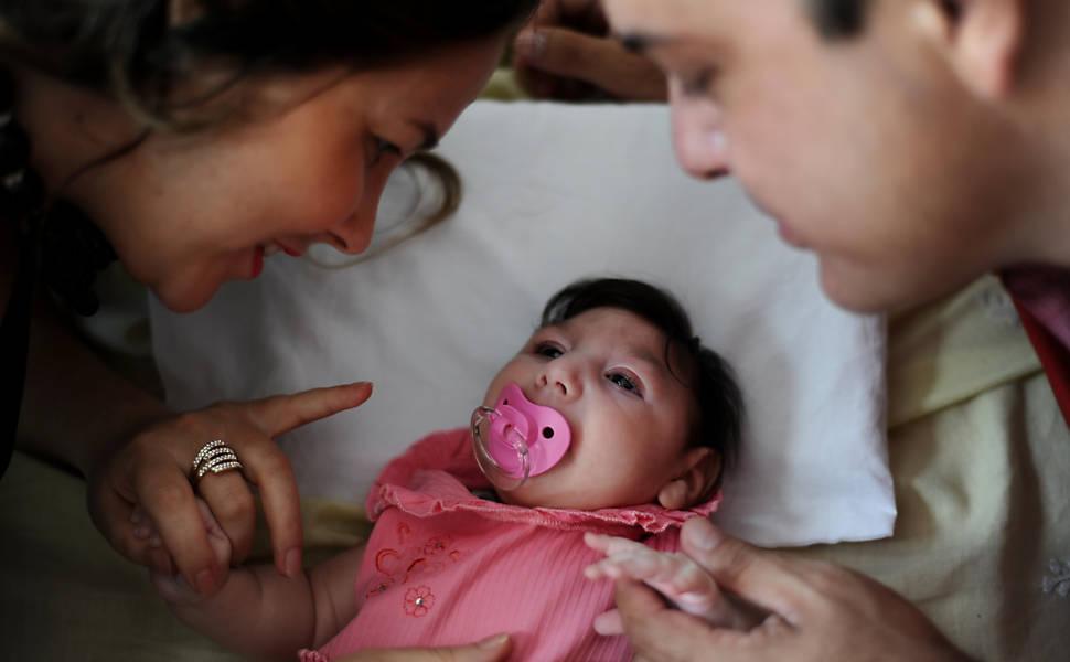 Zika na gravidez