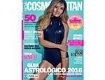 Giovanna Antonelli é capa da Cosmopolitan de dezembro