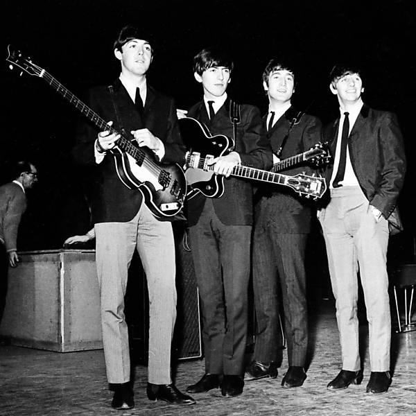 John Lennon e os Beatles