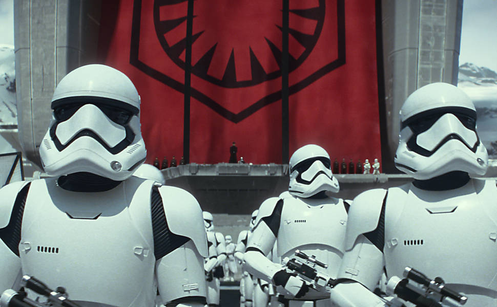 Star wars - o despertar da for�a
