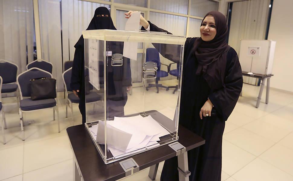 Eleições da Arábia Saudita