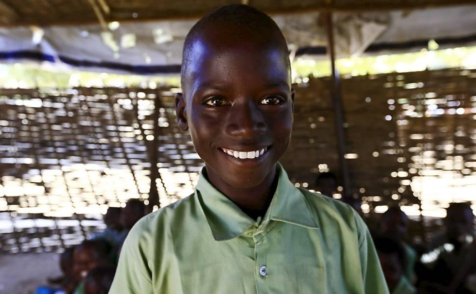 Crianças de Darfur