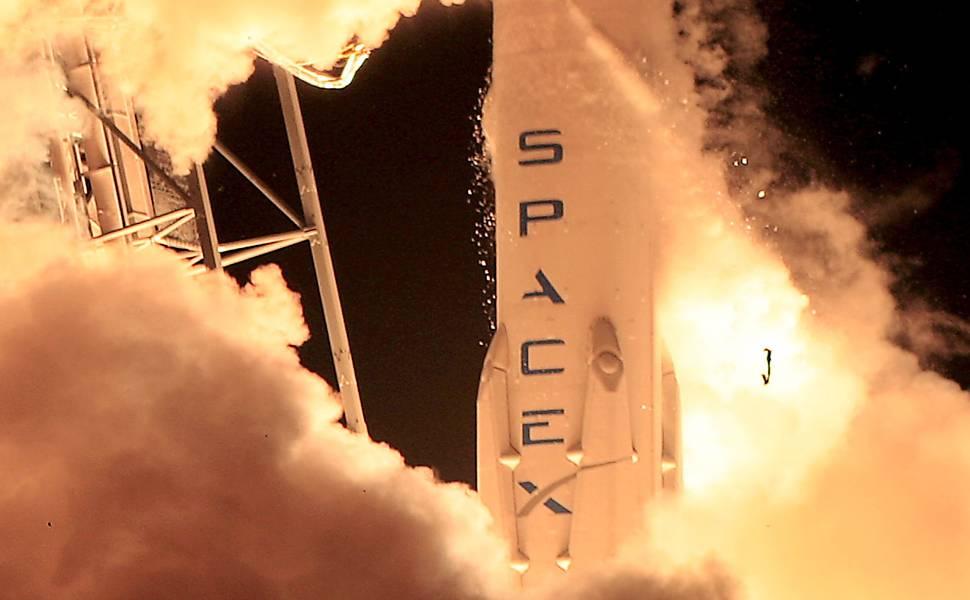 Negócios no espaço
