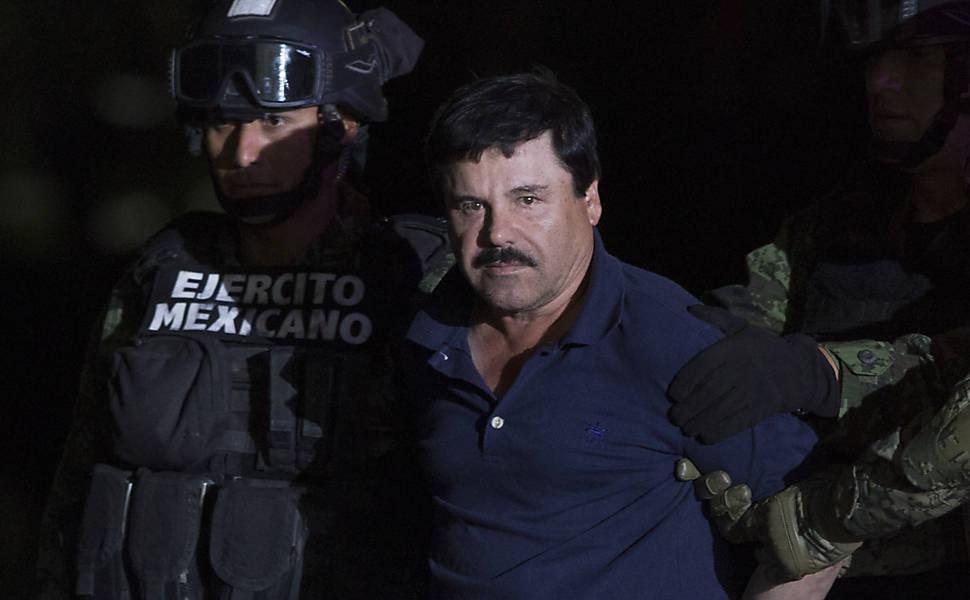 Prisão de 'El Chapo'