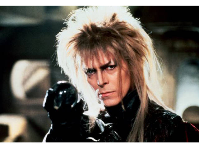 Filmes de David Bowie