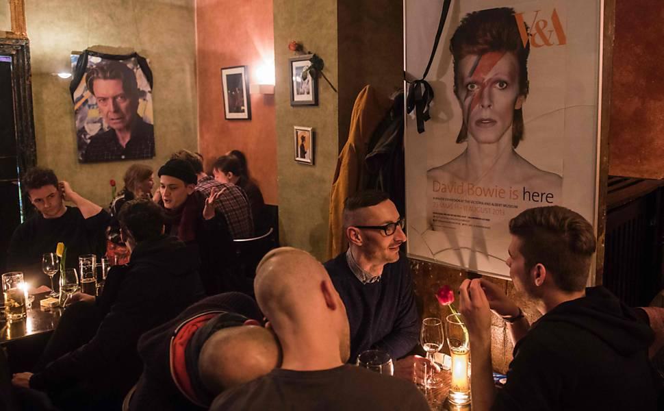 A Berlim de Bowie