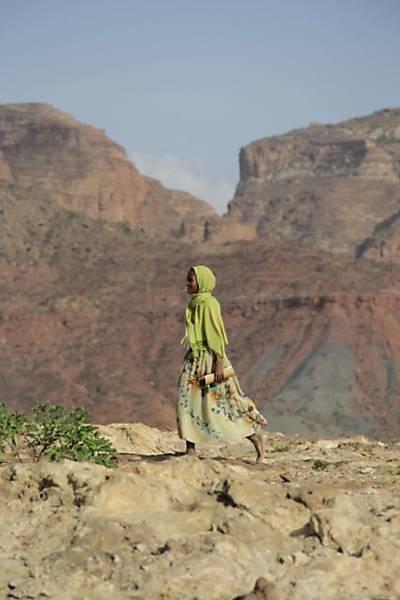 Álbum de Viagem - Etiópia, por Roberto Machado