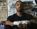 Michael B. Jordan interpreta o protagonista Adonis Creed