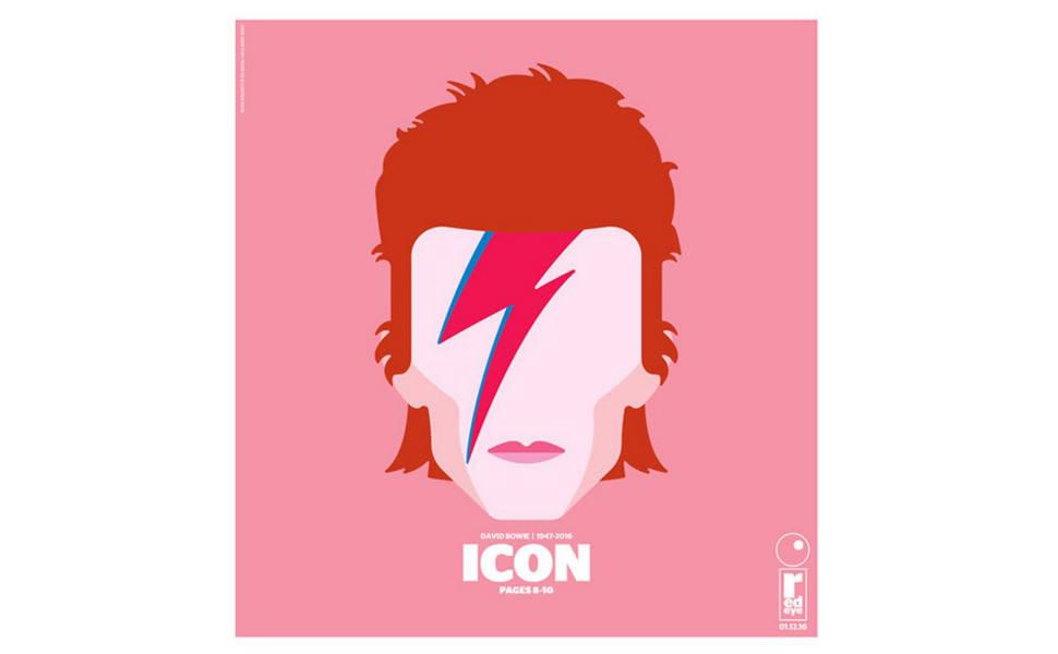"""Seleção das melhores capas sobre a morte de David Bowie feita pela """"NME"""""""