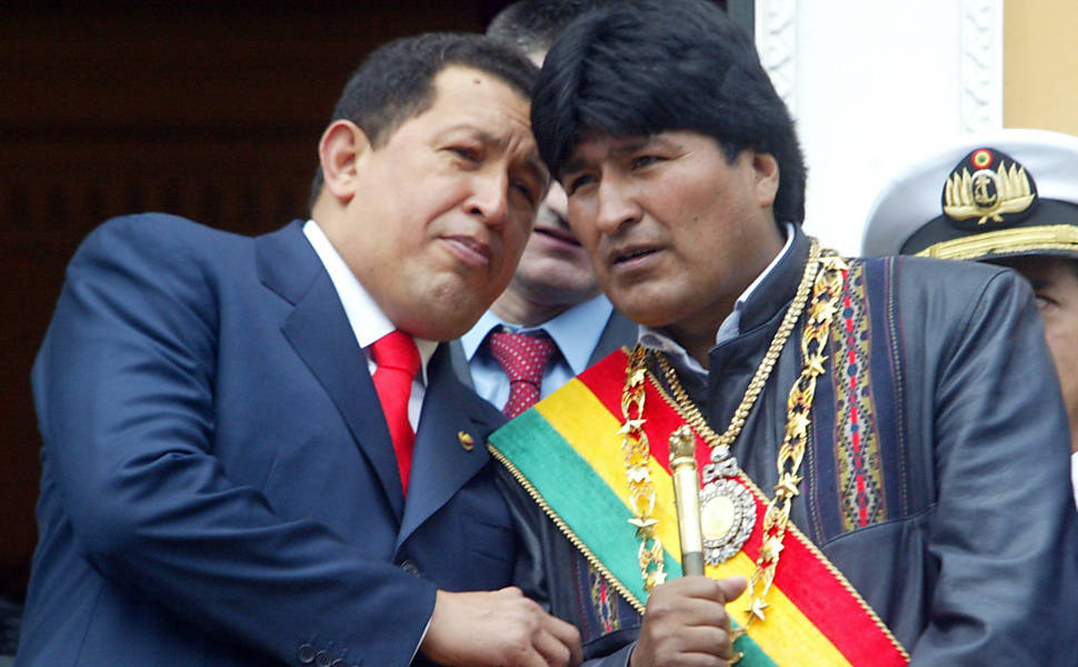 10 anos de Evo Morales (2006-2016)