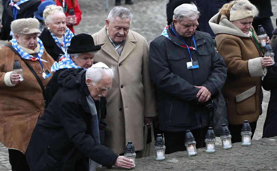 71º aniversário da libertação de Auschwitz