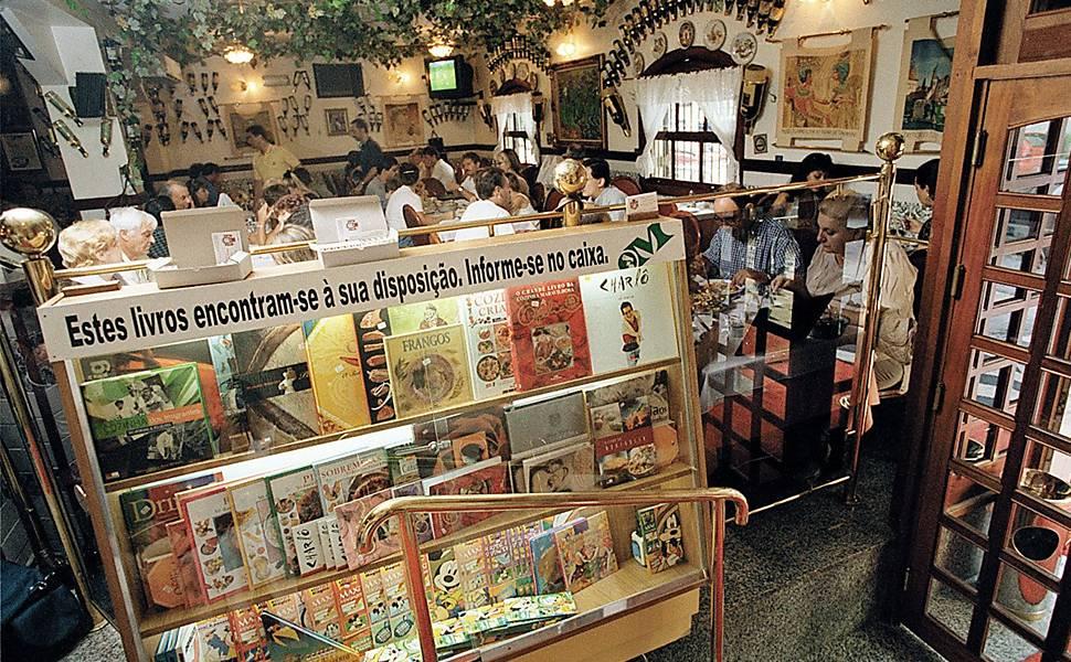 Restaurantes tradicionais de SP