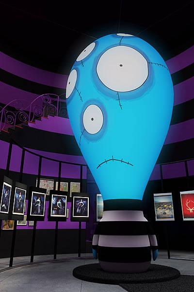 O Mundo de Tim Burton - Personagens