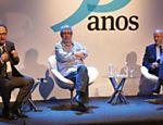 Reinaldo Azevedo, Ricardo Melo e Josias de Souza debatem o jornalismo de opinião