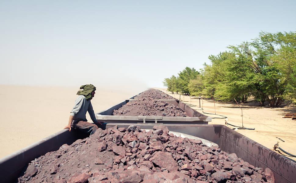 Álbum de Viagem - Mauritânia, por Jody MacDonald